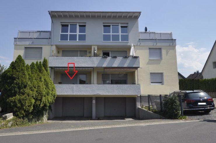 3 Zimmer-Küche-Bad-Balkon!!!