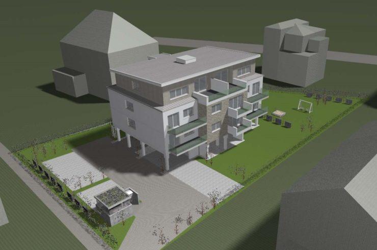 Seniorengerechte Neubauwohnungen mitten in Unkel